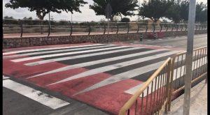 Nuevo paso de peatones elevado en Dolores y medidas para prevenir la violencia de género en Rojales