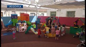 El Ayuntamiento de Algorfa invierte 12.000 euros en la Escuela Infantil