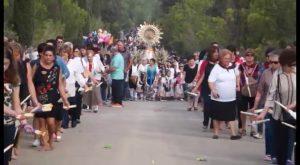 Benejúzar se prepara para recibir entre 50.000 y 80.000 visitantes durante la romería del Pilar