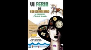 Pilar de la Horadada vuelve a ser sede de la VI Feria de Coleccionismo