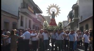 Benejúzar homenajea a la Virgen del Pilar y a las banderas nacional y autonómica el 9 de octubre