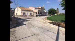 Catral destina 181.000 euros a obras de reparación, asfaltado y señalización