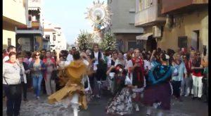 Más de 50.000 personas se congregan en Benejúzar en los actos en honor a la Virgen del Pilar