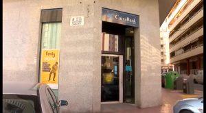 Detenido el atracador de una sucursal de La Caixa en Torrevieja