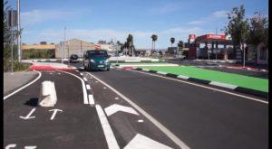 Obras Públicas mejora la seguridad vial en la carretera CV-912 entre Almoradí y Dolores