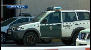La Guardia Civil detiene a los dos autores de un robo con violencia cometido en Daya Nueva