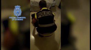 Policia Nacional desarticula una organización criminal especializada en asaltar cajeros con explosiv