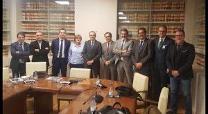 Fomento se compromete a apoyar el Intercambiador carretera-ferrocarril en el Sur de la CV