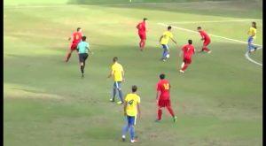 El Orihuela logró una nueva victoria en este caso ante el Almazora