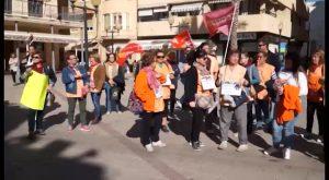 Las trabajadoras del servicio de limpieza de edificios municipales de Albatera van a la huelga