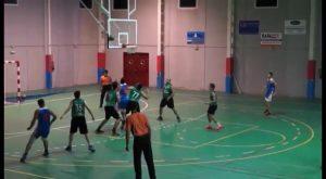 Rafal y Albatera protagonizaron un duelo comarcal en la liga 1ª Zonal de baloncesto