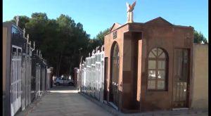Roban imágenes religiosas en el cementerio de Redován