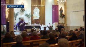 La parroquia San Vicente Ferrer de Orihuela comienza a con su 50 aniversario