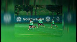 El Olympique de Lyon y el Werder Bremen se concentran en Algorfa durante el parón de invierno