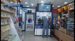 La Lotería deja en Benijófar una historia de Cine