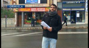 Karlos Bernabé: «¿Queremos convertir las calles de Orihuela en un cutre anuncio de teletienda?»
