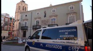 La Policía Local de Orihuela cuenta desde hoy con un furgón puntero de atestados