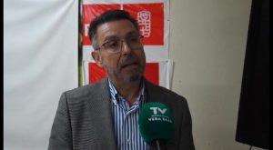 Pineda quiere volver a ser el secretario comarcal del PSOE el próximo 3 de marzo