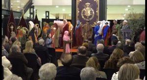 El Prendimiento representará a la Semana Santa de Orihuela