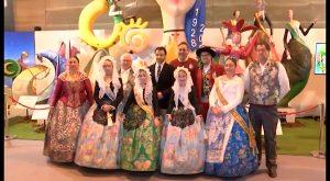 Torrevieja y Los Montesinos representan a la Vega Baja en el Desfile Provincial de Fiestas en Madrid