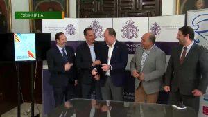 Orihuela será salida de la Vuelta ciclista a la Comunidad Valenciana