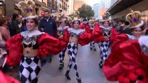 El desfile provincial bate récord de participación en Madrid