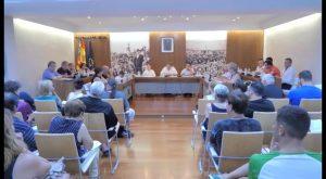 El Ayuntamiento de Guardamar aprueba en pleno respaldar a la plataforma Segura Transparente
