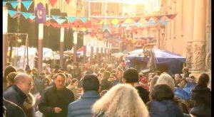 El Mercado Medieval más grande de España cumple 20 años