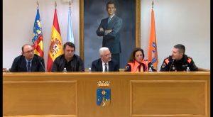 Torrevieja ostentará la presidencia de la Unión de Agrupaciones de Protección Civil de la Vega Baja