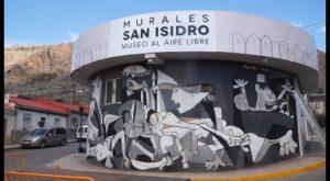 Preparativos para los Murales de San Isidro 2018