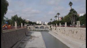 El Juzgado de Aguas cede al Ayuntamiento una parte de una acequia para su uso peatonal
