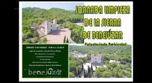 Benejúzar organiza una jornada de voluntariado ambiental el 3 de marzo en la sierra