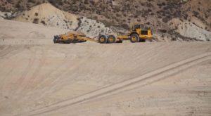 Está previsto que el embalse de Albatera esté finalizado en el mes de junio