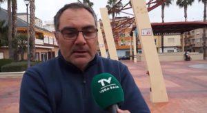 Las instalaciones deportivas de Rafal continuarán sin luz al menos dos semanas
