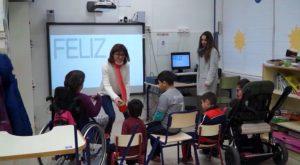 Seis meses después siguen sin dotar de personal el aula especial del Colegio Fernando de Loaces
