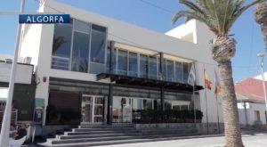Algorfa entre en el Plan de Obras de Diputación y tendrá un Pabellón Deportivo Cubierto