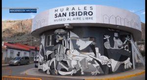 La nueva edición de los Murales de San Isidro llenará de color y versos del poeta 30 nuevas fachadas