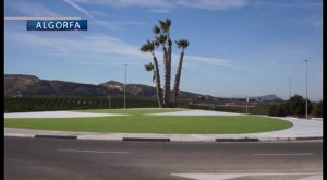Nuevo impulso para la economía de Algorfa tras las obras de mejora del Polígono Industrial