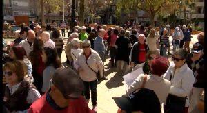 """El sábado 17, manifestación contra las """"pensiones de miseria. No al 0,25%"""""""