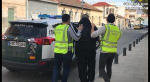 La Guardia Civil detiene en Jacarilla a un huido de la justicia búlgara desde hacía 8 años