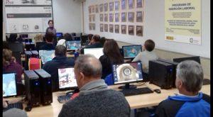 Más de mil trescientas personas de toda la comarca reciben orientación laboral de Convega