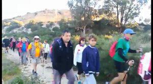 """600 personas dan """"la vuelta a Rojales"""""""