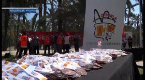 Deportes reúne en Orihuela a más de 600 participantes en la Jornada de Deporte Adaptado