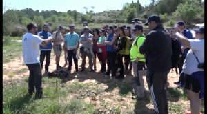 El programa Senderismo con la Diputación arranca el domingo con una ruta por sierra de Orihuela
