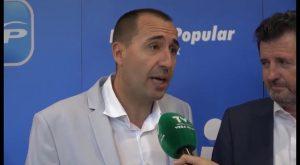 El PP presenta al candidato de Cox para encabezar la lista de cara a las elecciones 2019