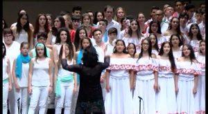 El Coro de San Cugat gana el 24º Certamen Juvenil de habaneras de Torrevieja