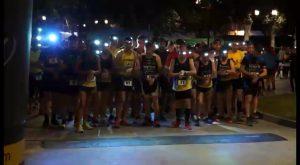 Éxito de participación en la primera Vertical Running de Bigastro