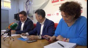PP y PSOE analizan los Presupuestos Generales del Estado para la comarca