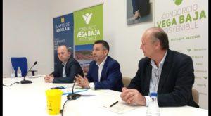 Generalitat, Vega Baja Sostenible y Ecoembes inician la campaña El Reto del Reciclaje