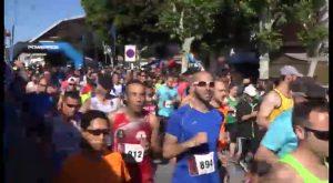 Medio millar de corredores participan en la XXIX Medio Maratón de Granja de Rocamora
